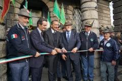 Inaugurazione sede COA 4